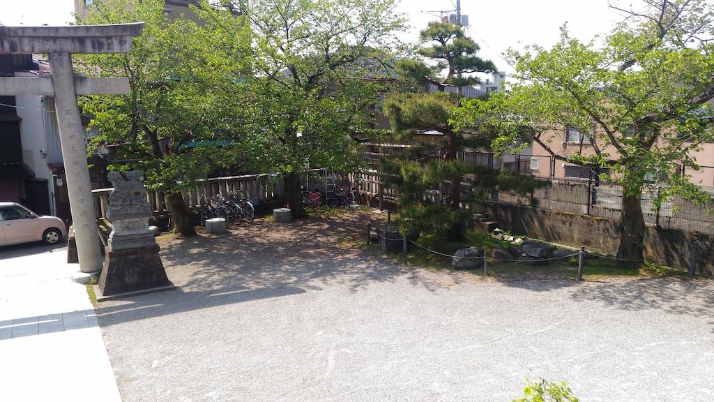 ひがし茶屋街奥のパワースポット!「宇多須神社」こと毘沙門さんにご参拝