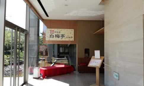 金沢KKRホテルの和食処白梅亭のランチ!お庭を眺めながら贅沢なひとときを