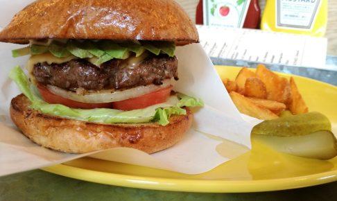 神のハンバーガー?!ザゴッドバーガーさんでお昼ごはん