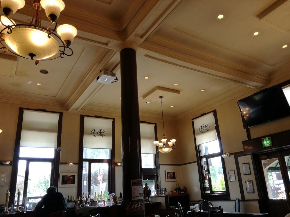 金沢 東茶屋街入口にあるレトロな洋館で優雅なランチを