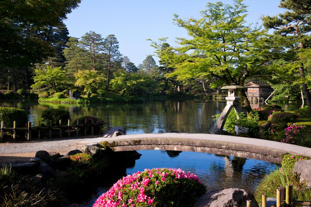 美しい!日本三名園「兼六園(金沢)」に『無料』で入る方法
