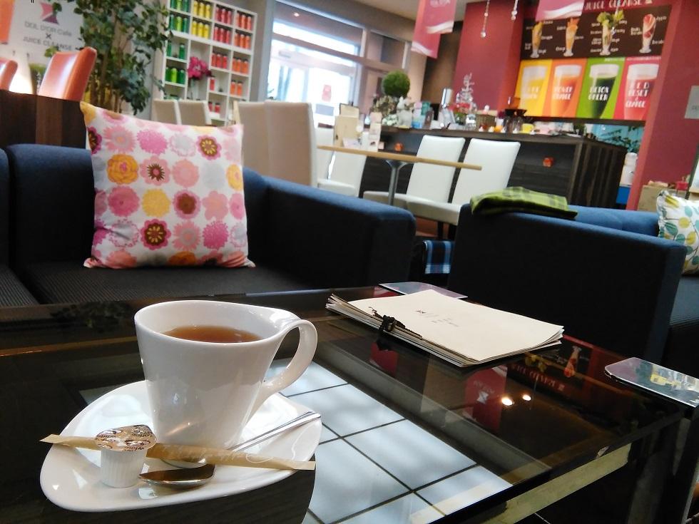 武蔵にあるヘルシーカフェ、【ドルドォール】にてお野菜たっぷり摂り入れて美しくなりましょう