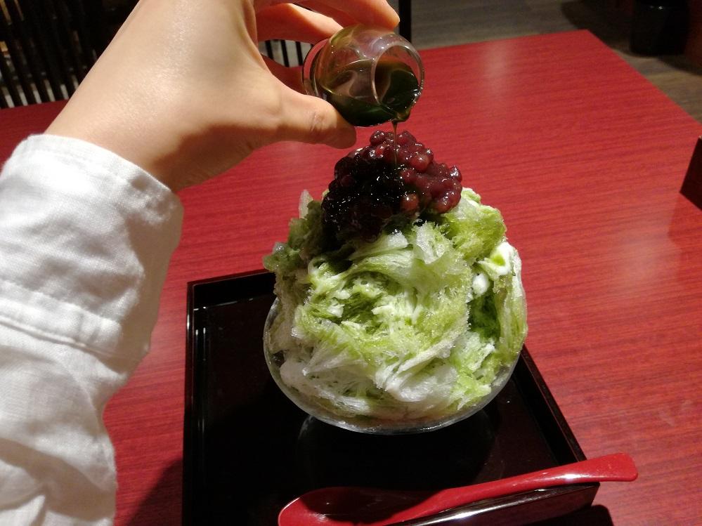 【ゆげや萬久】氷の美味しさに脳みそが覚醒する!金沢のかき氷は次元が違いました。