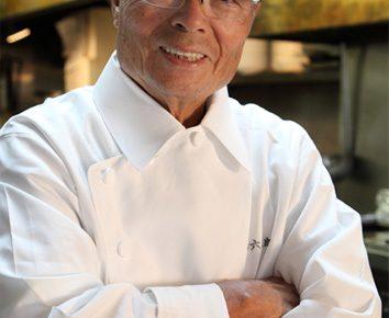 元気の秘訣は料理とゴルフ?石川県出身の道場六三郎さんが料理人の頂点に立つまで