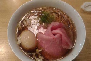 金沢の無化調ラーメンの王道店「そらみち」の中華そばは芸術的なお味!