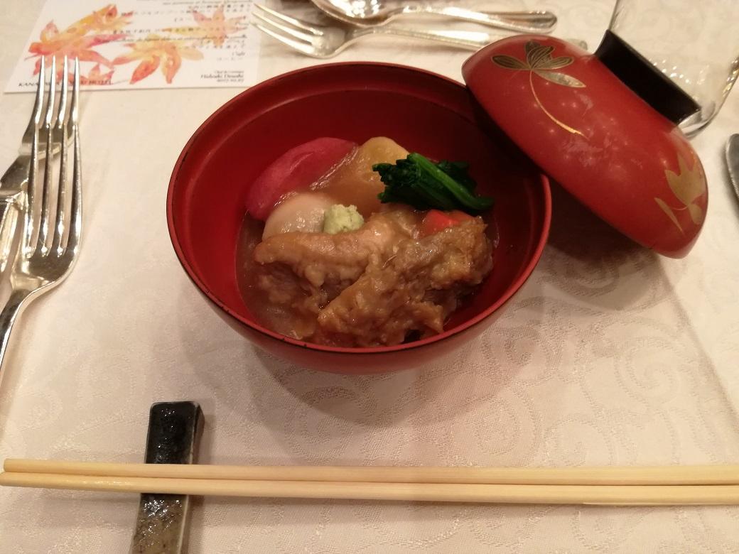 金沢のお料理教室の元祖、青木クッキングスクール開校60周年記念のつどいに参加して参りました