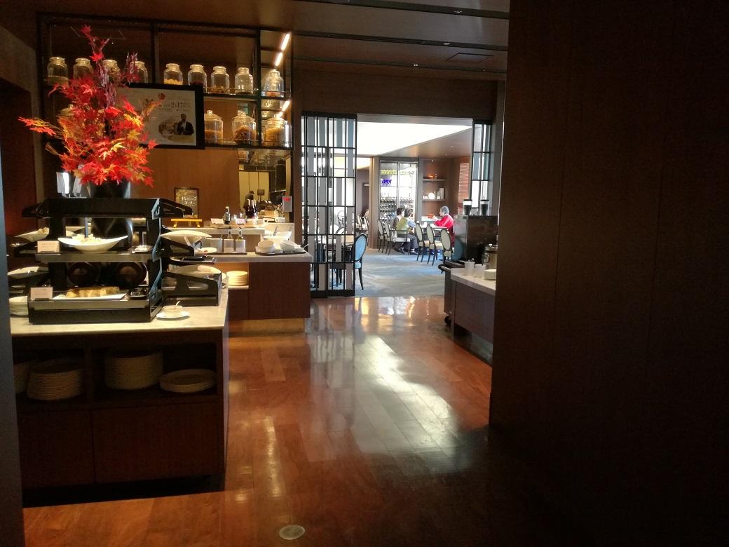東急ホテル マレ・ドールの優雅なランチビュッフェ