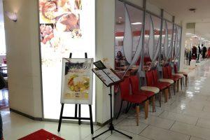 近江町市場すぐ隣、エムザ百貨店にある本格イタリアンのノリオカフェでパスタランチ。