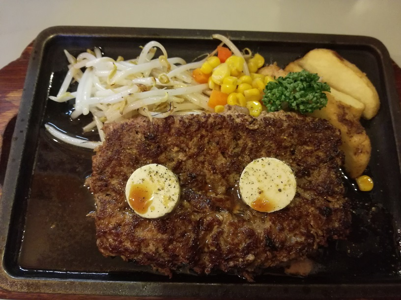 金沢 内灘のステーキ食堂千石で肉にくしいランチ