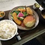 金沢の武家屋敷跡近く、長町にある百薬キッチンさんの滋味深いランチに癒される