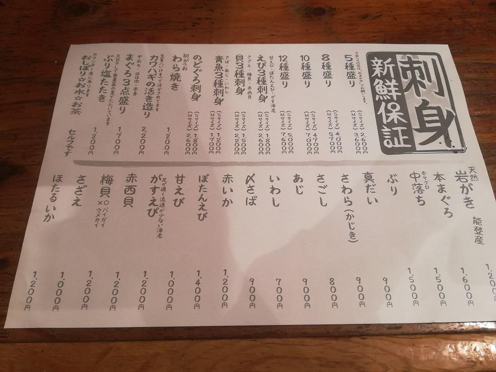 金沢片町の川端鮮魚店は漁師飯のエンターテイメント。ぜひ七輪焼きを注文して‼
