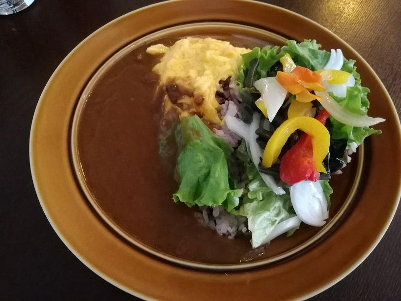 金沢竪町にあるおしゃれな町家フルオブビーンズでお昼ごはん
