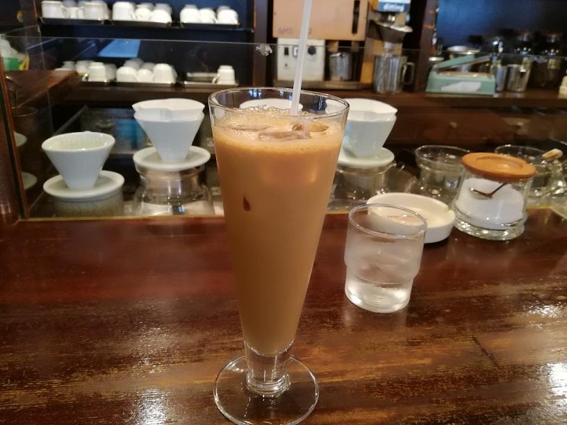 近江町市場すぐの喫茶店 東出珈琲店で午後のお休憩