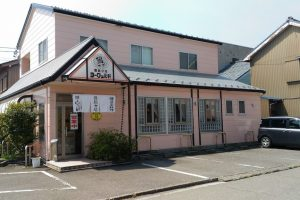 福井グルメ ヨーロッパ軒 豊島分店でソースカツ丼