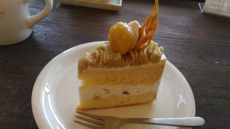ふらんどーる ヴァレ ケーキ