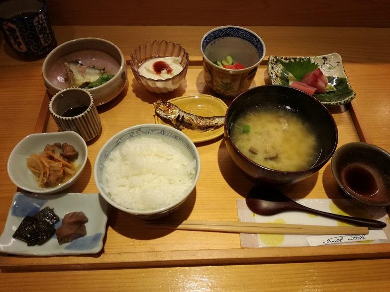 金沢割烹ランチなら!東木さんのランチ定食を味わう幸せ