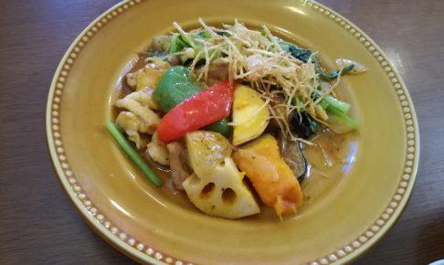 金沢でお野菜をたくさん食べたいなら心味さんのヘルシーランチ