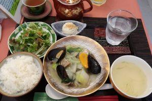 可愛らしくて美味しい中華のお店、マリシュケさん