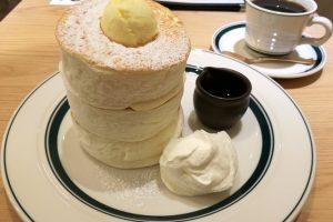 金沢パンケーキ グラムさんのプレミアムをいただきました