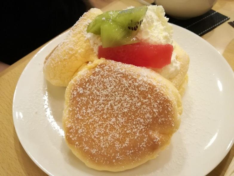 金沢 リトルティーポットでパンケーキとアフタヌーンティー