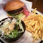 金沢駅前フォーラスのハンバーガー屋さんスタンド&オアシス