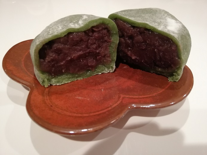 奥野菓子舗のお持たせおやつ、お餅系のレベルが高い!