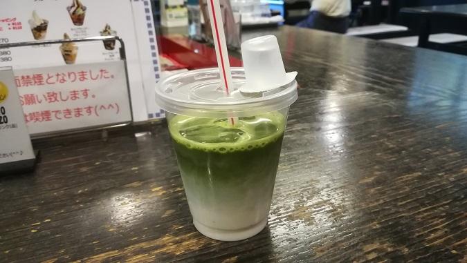 金沢の老舗、野田屋茶店で一服しました