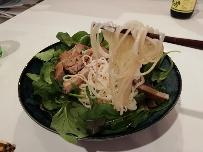 富山県砺波産の大門素麺を頂きました