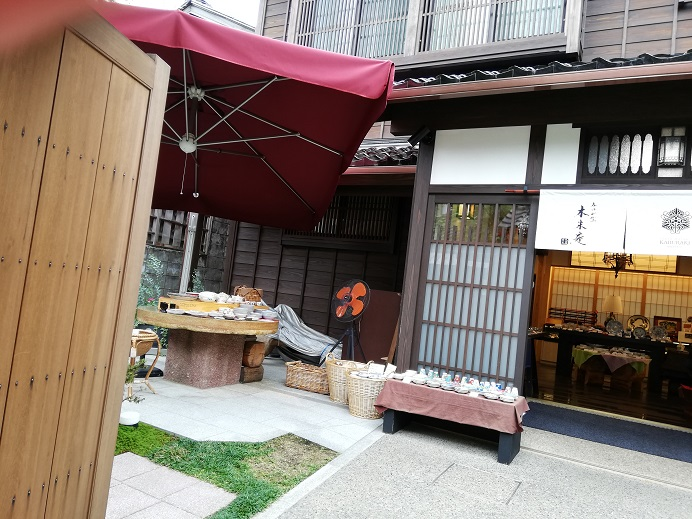 金沢旅行のお土産に鏑木商舗で美しい九谷焼を