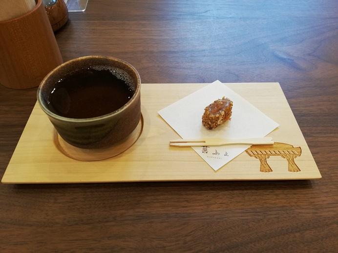 金沢、武家屋敷近くの菓ふぇムラカミにて美味しいひととき