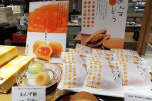 金沢の美味しい和菓子のご紹介高木屋のあんず餅