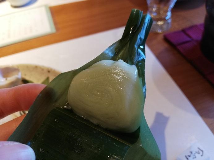 金沢料亭、ロケーション抜群の仁志川さんのランチコース