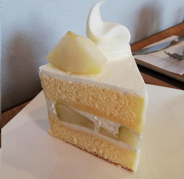 ひがし茶屋街からも徒歩圏内レムレフさんのケーキ