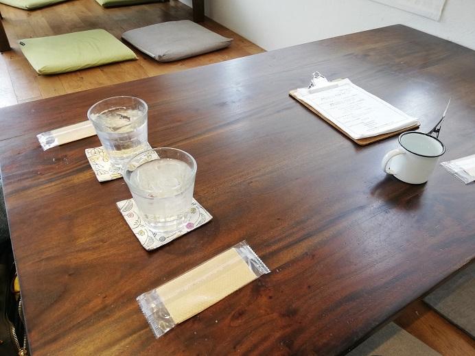 ママに人気のカフェ、カタツムリのランチ