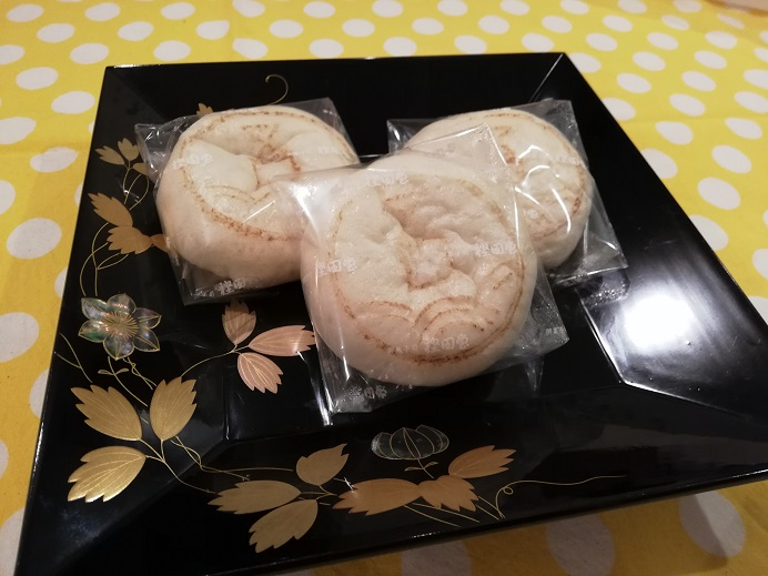 御菓子司、樫田堂の絶品酒まんじゅう