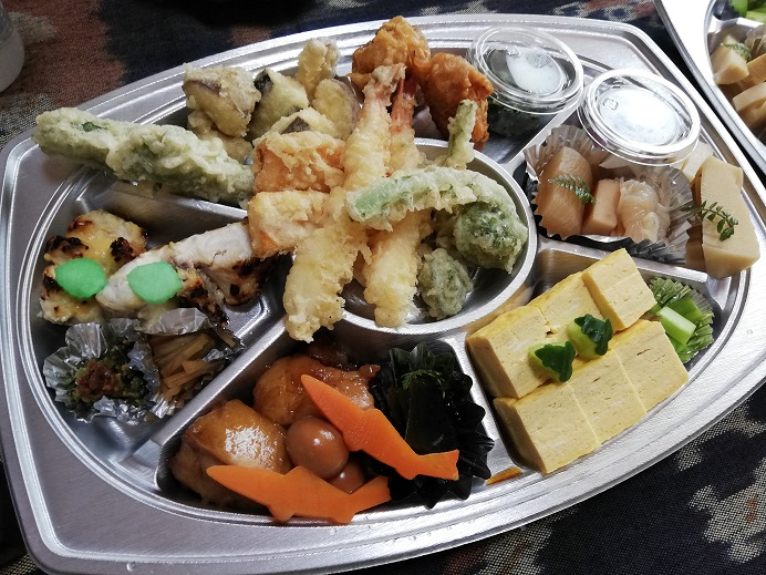 一十百(かずとも)のテイクアウトお惣菜